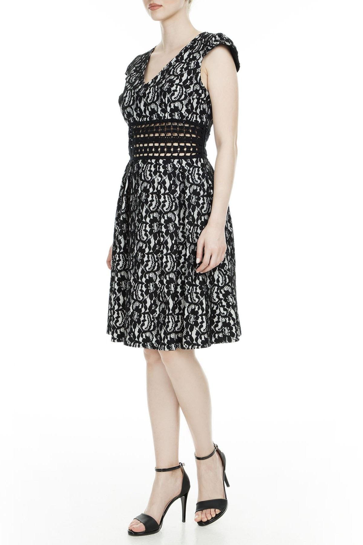 Class Cavalli Kadın Elbise 203C801 SİYAH