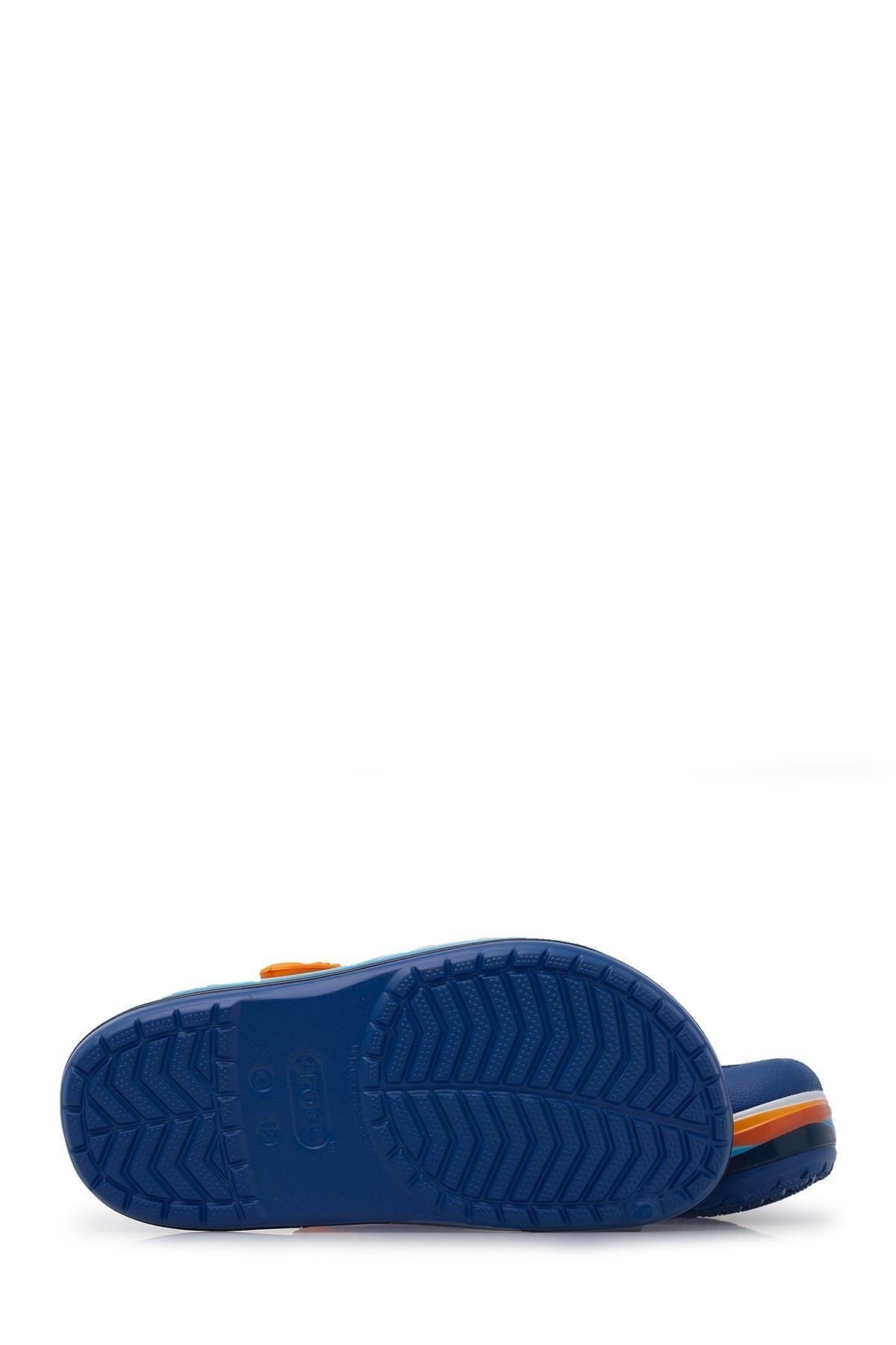 Crocs Crocband Erkek Çocuk Terlik 205697 CR0649-4GX LACİVERT
