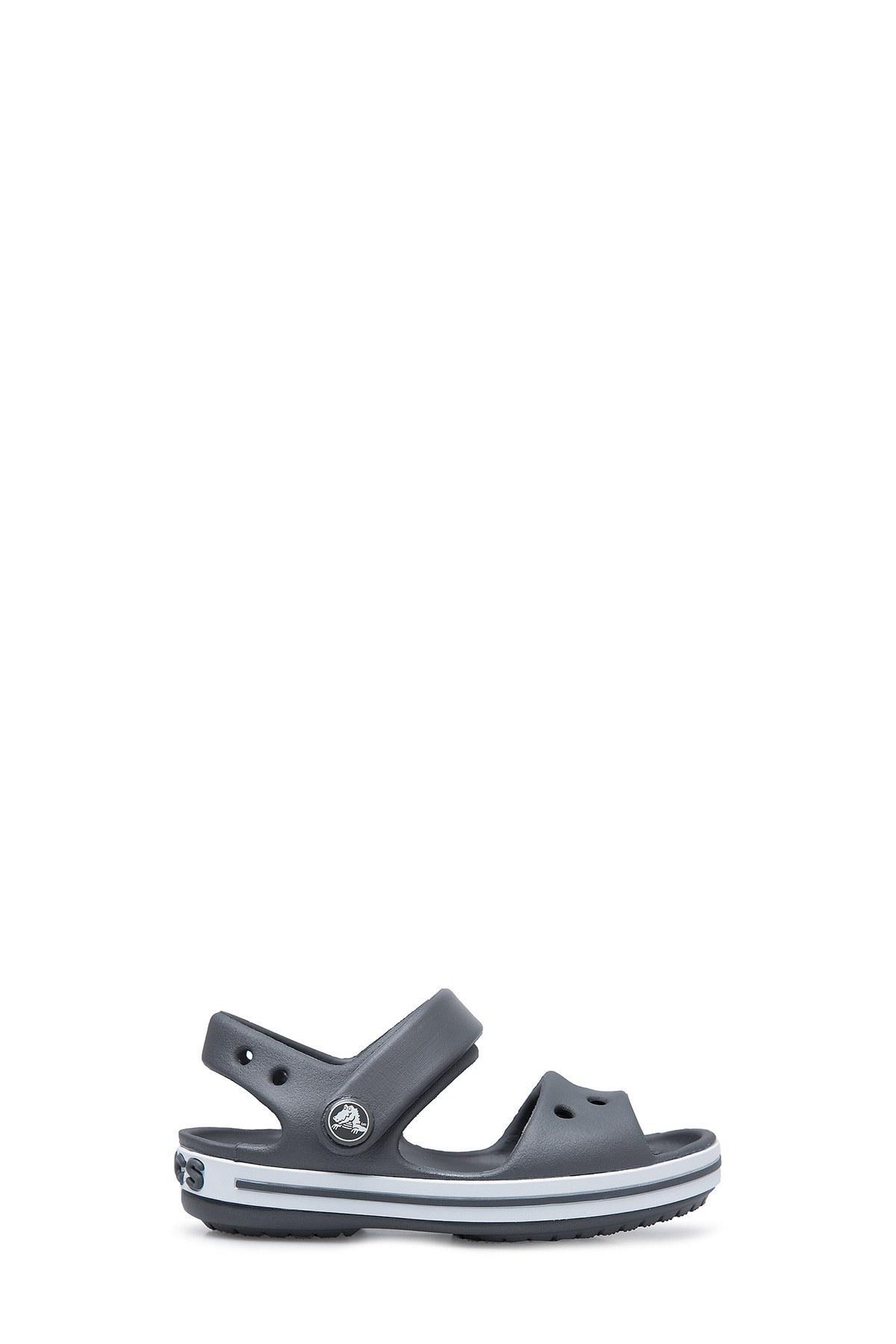 Crocs Crocband Unisex Sandalet 12856-014 FÜME