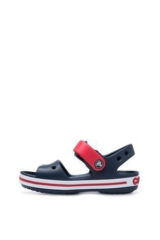 Crocs - Crocs Crocband Çocuk Sandalet 12856-485 LACİVERT (1)