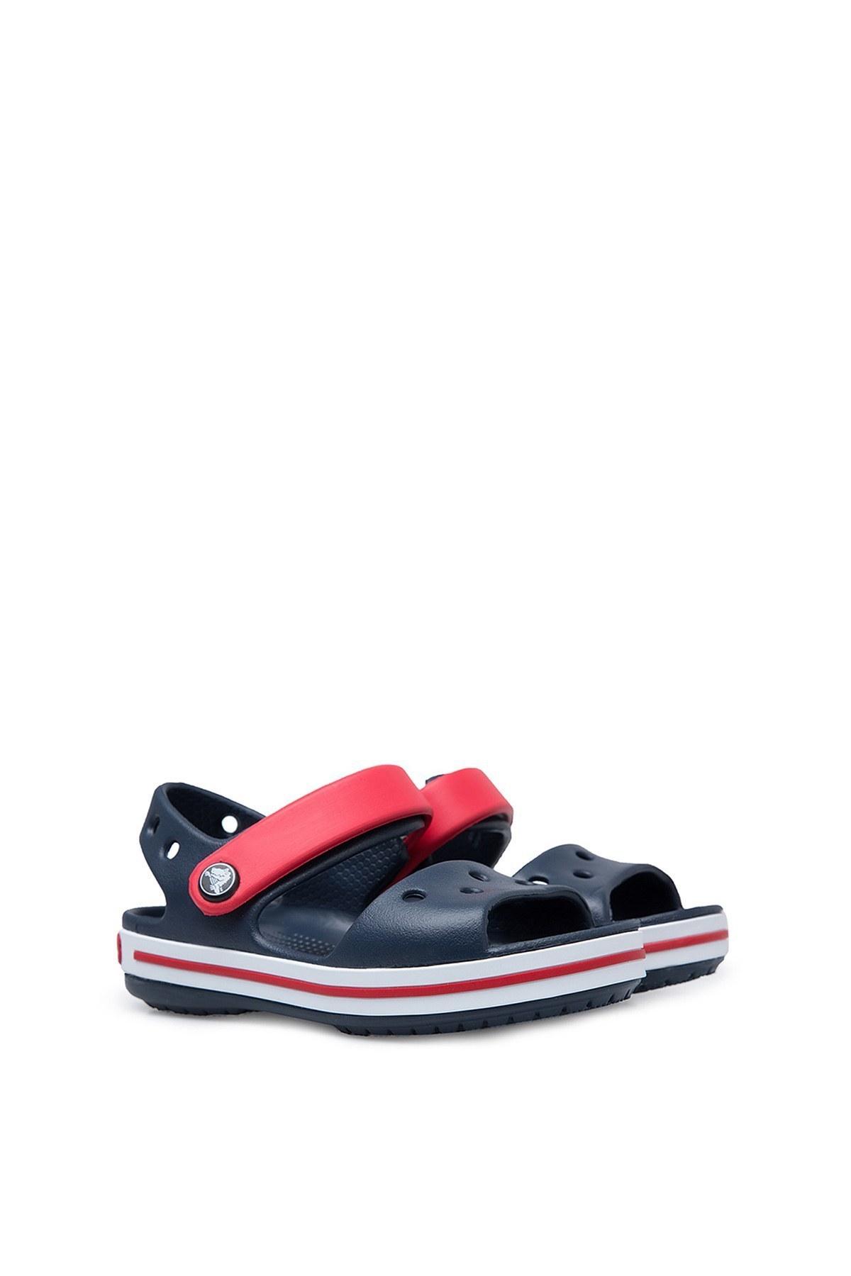 Crocs Crocband Çocuk Sandalet 12856-485 LACİVERT