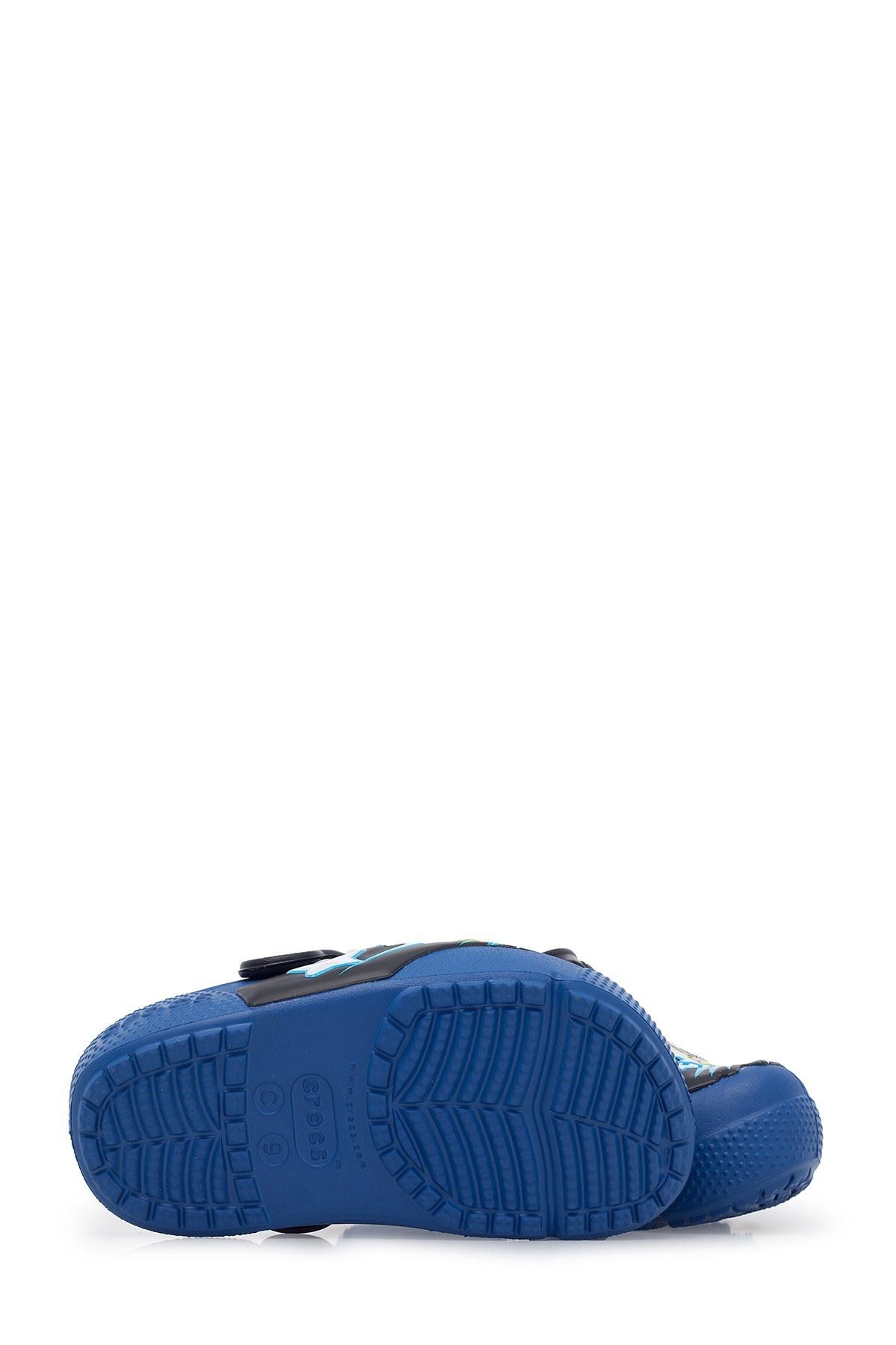 Crocs CrocsFL Erkek Çocuk Terlik 205520 CR0678-4GX LACİVERT