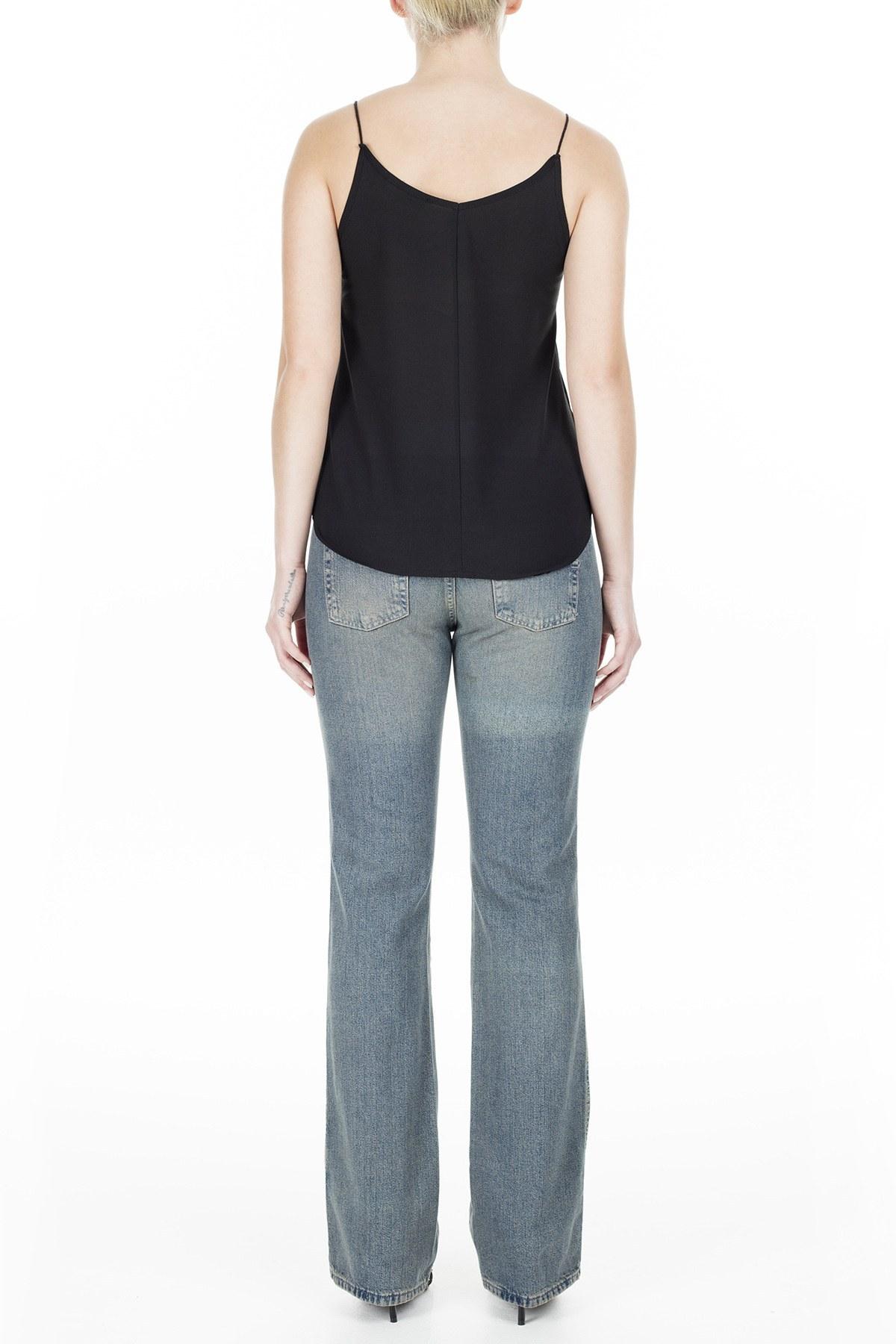Diesel Jeans Bayan Kot Pantolon ZOX0010T8 İNDİGO