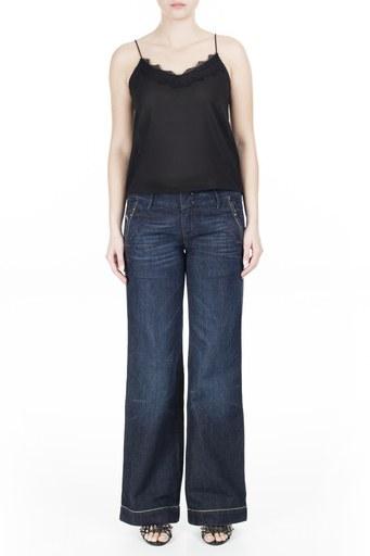Diesel Jeans Kadın Kot Pantolon ZOXAAOH008BM LACİVERT
