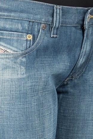 Diesel Jeans Kadın Kot Pantolon ZOXZINK YEŞİL
