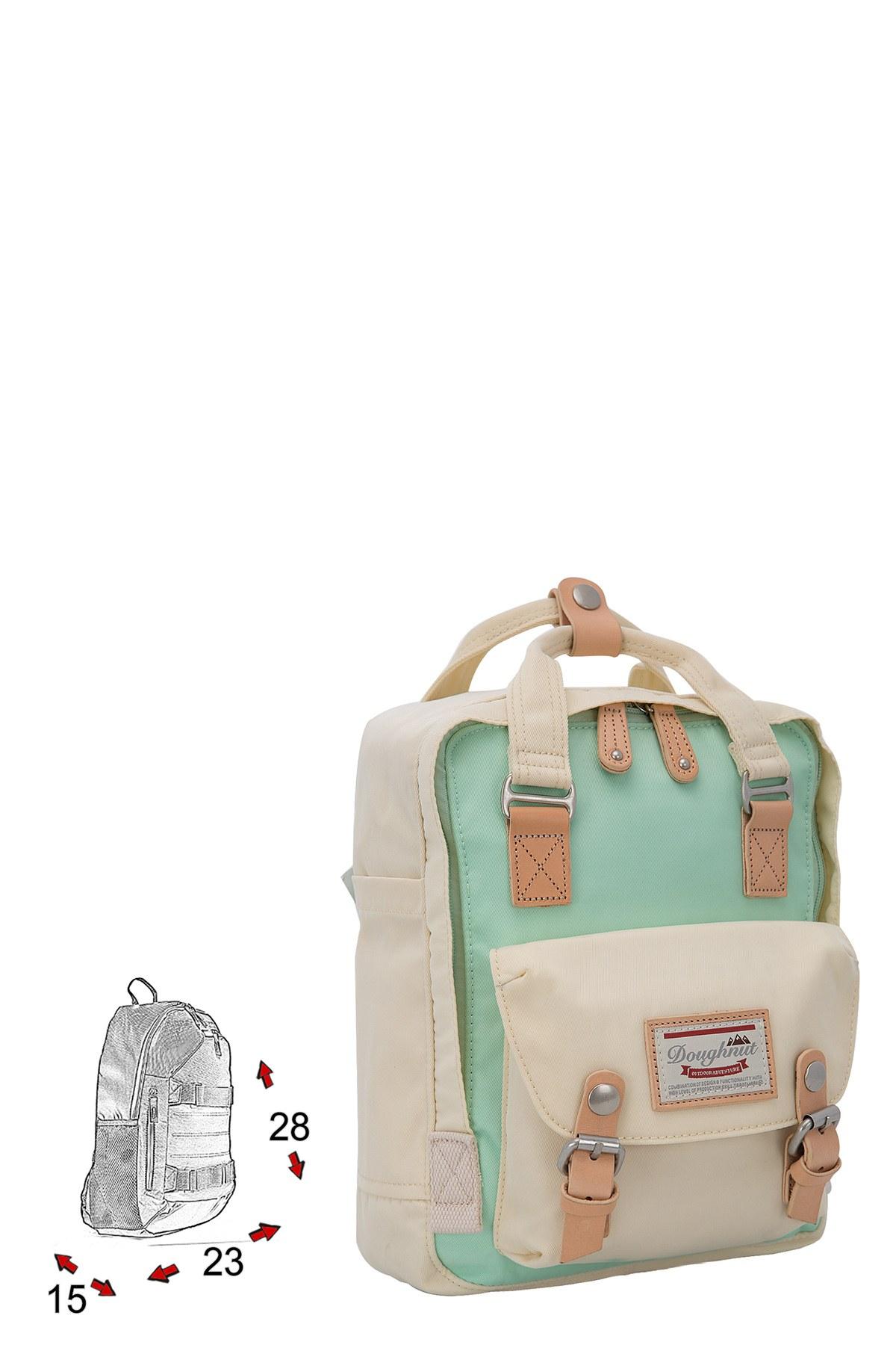 Doughnut Suya Dayanıklı Kadın Çanta D124 3802 F BEJ