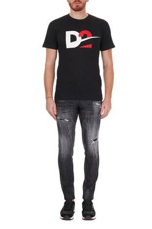 Dsquared2 - Dsquared2 Jeans Erkek Kot Pantolon S74LB0784 S30357 900 SİYAH