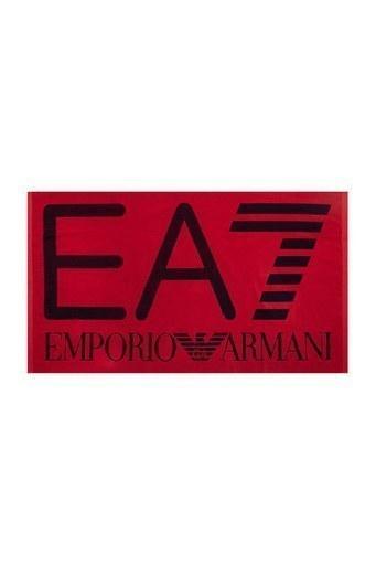 EA7 Erkek Havlu S 904007 9P790 17574 KIRMIZI