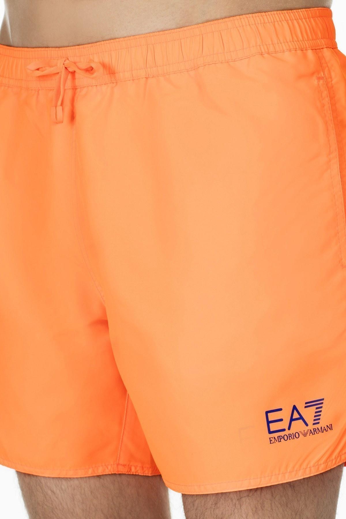 EA7 Erkek Mayo Short S 902000 9P740 00662 TURUNCU