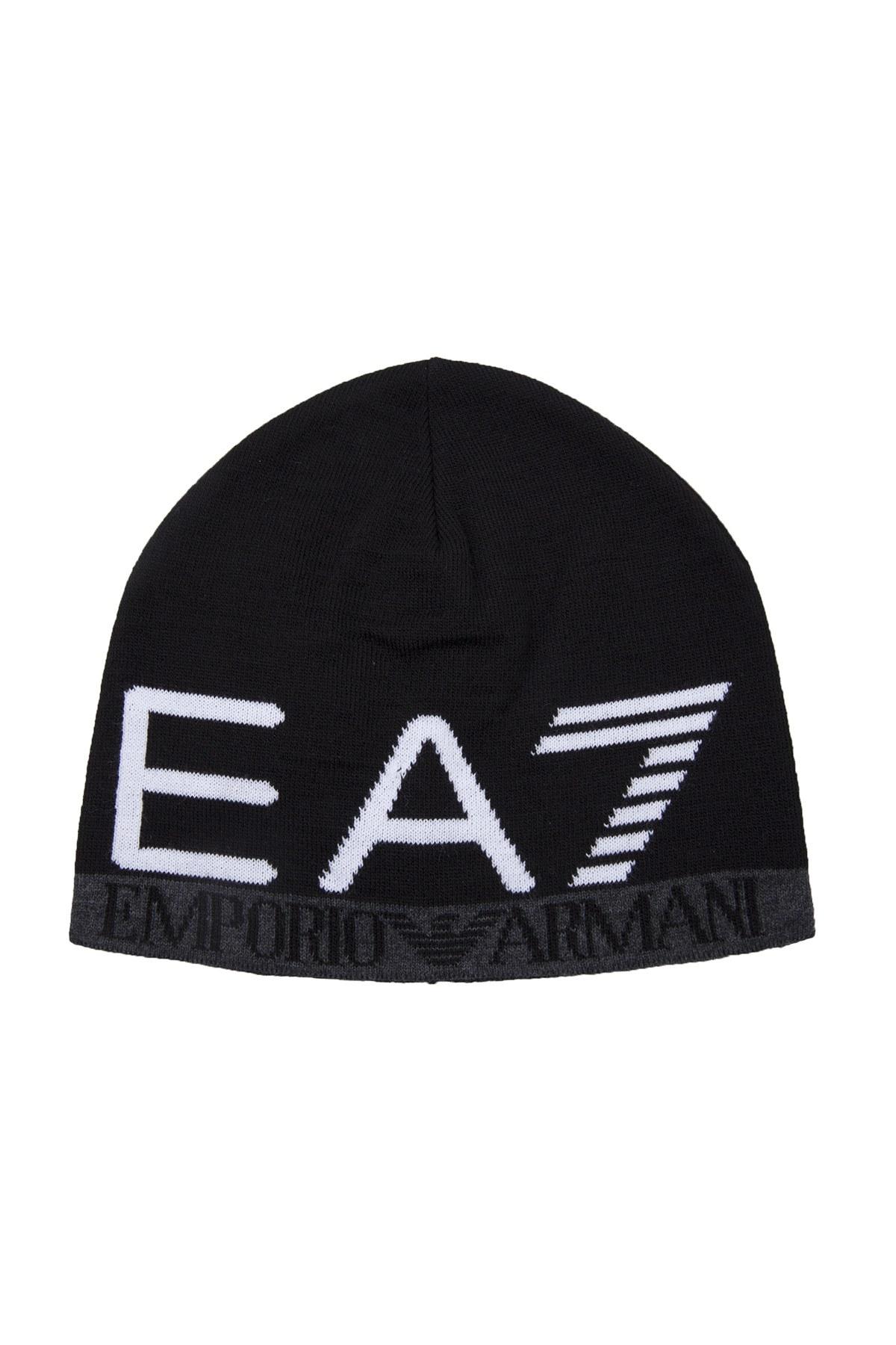 EA7 Erkek Şapka 275560 7A393 00020 SİYAH