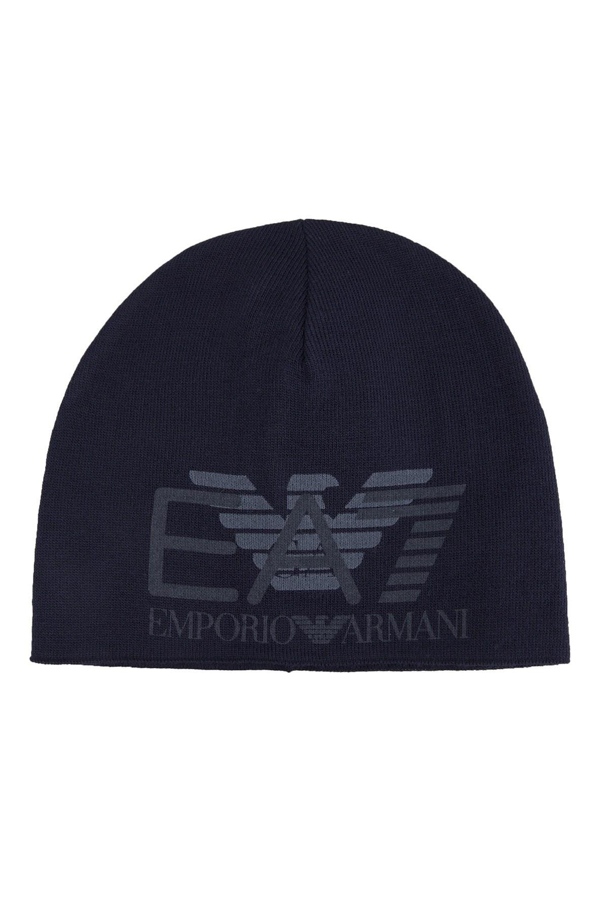 EA7 Erkek Şapka 275638 7A393 02836 LACİVERT