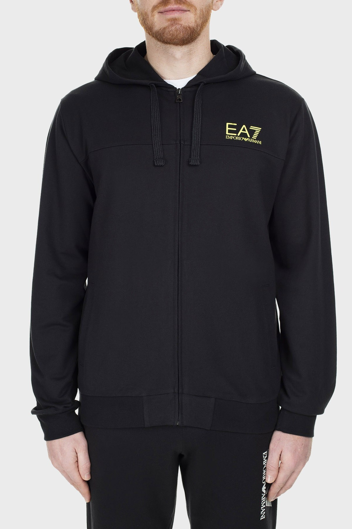 EA7 Erkek Sweat S 3GPM15 PJ05Z 1200 SİYAH