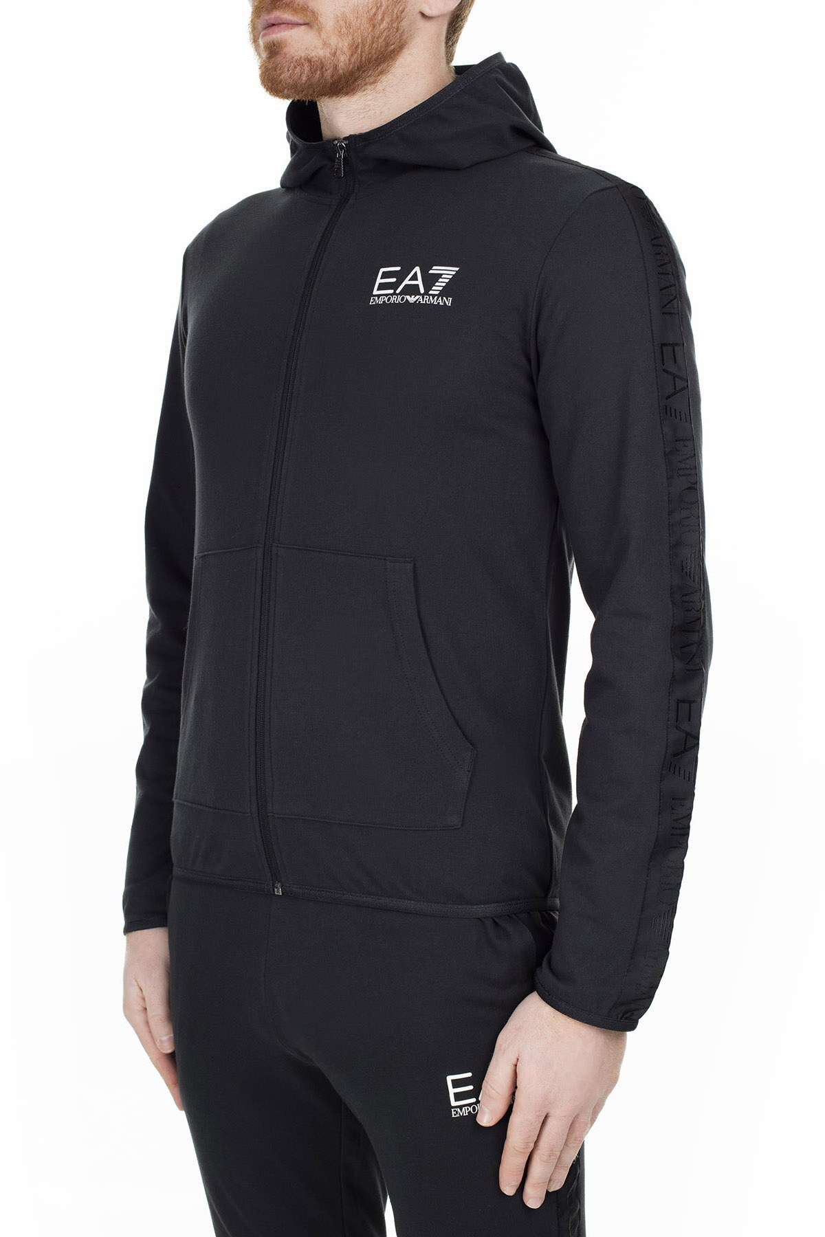 EA7 Erkek Sweat S 3GPM22 PJ05Z 1200 SİYAH