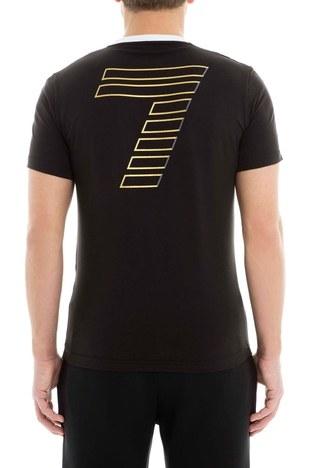 EA7 - EA7 Erkek T Shirt 3GPT34 PJL2Z 1200 SİYAH (1)