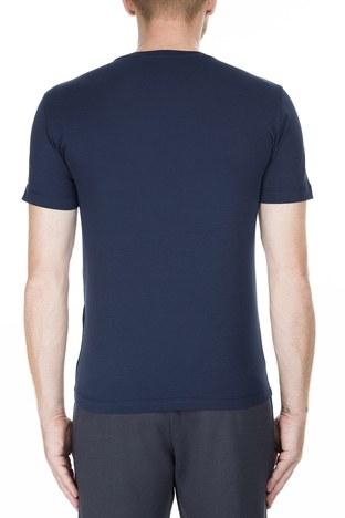 EA7 - EA7 Erkek T Shirt 6GPT56 PJQ9Z 1554 LACİVERT (1)
