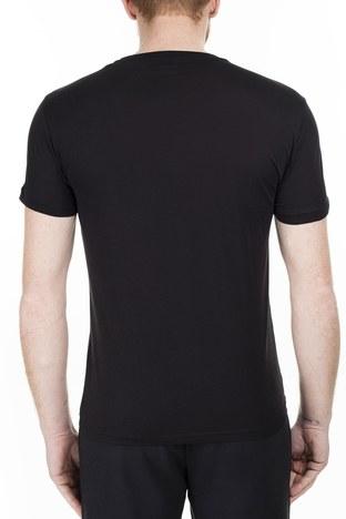 EA7 - EA7 Erkek T Shirt S 3GPT81 PJM9Z 1200 SİYAH (1)