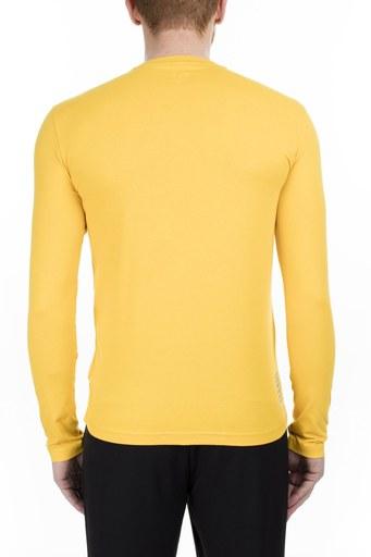 EA7 Erkek T Shirt S 6XPT55 PJ03Z 1600 SARI