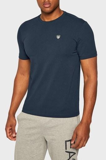 EA7 Erkek T Shirt S 8NPTL7 PJ03Z 1578 LACİVERT
