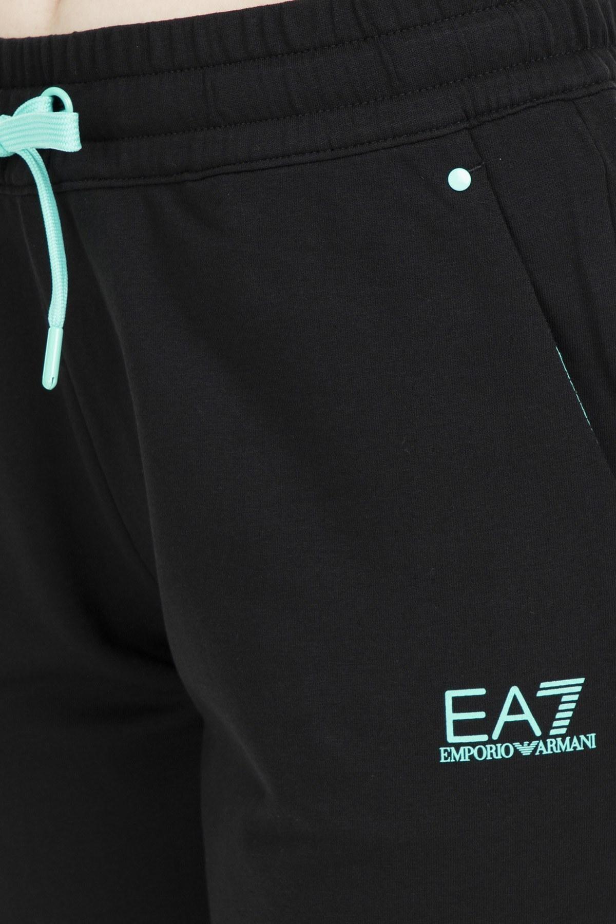 EA7 Kadın Eşofman Takımı S 3GTV56 TJ31Z 1200 SİYAH