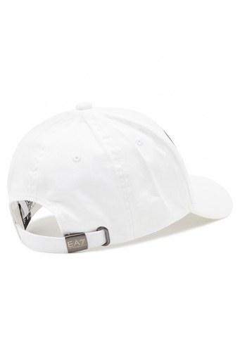 EA7 Erkek Şapka 275916 1P104 00010 BEYAZ