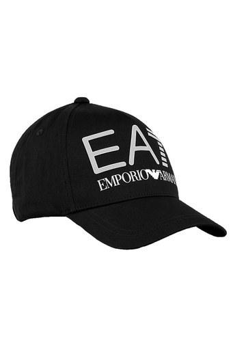 EA7 Erkek Şapka 275916 1P104 00020 SİYAH