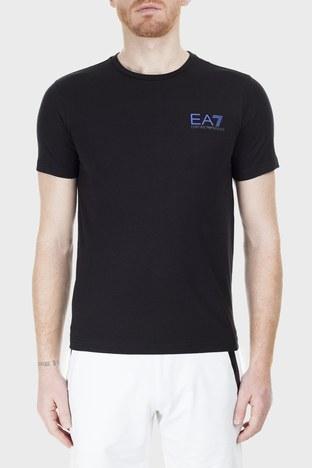 EA7 - EA7 Regular Fit Erkek T Shirt S 6GPT15 PJ02Z 1200 SİYAH