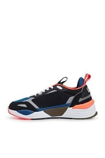 EA7 Sneaker Erkek Ayakkabı S X8X070 XK165 M979 SİYAH-SAKS