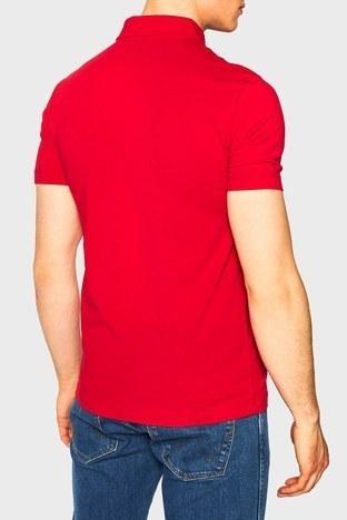 Ea7 - EA7 T Shirt Erkek Polo S 8NPF93 PJ03Z 1450 KIRMIZI (1)