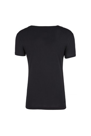 EA7 - EA7 T SHIRT Bayan T Shirt 6YTT25T J12Z 1200 SİYAH (1)