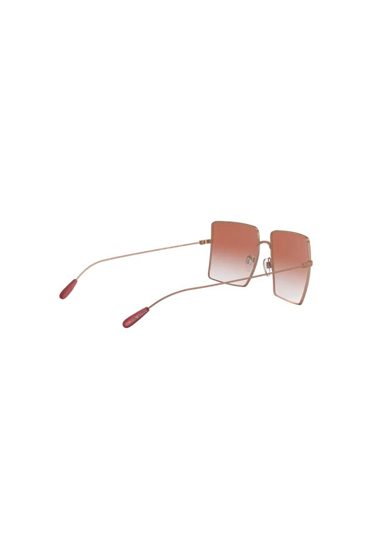 Emporio Armani Aynalı Kadın Gözlük 0EA2101 3004V0 56 ROSE