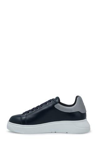 Emporio Armani - Emporio Armani Erkek Ayakkabı S X4X264 XM041 B945 LACİVERT (1)