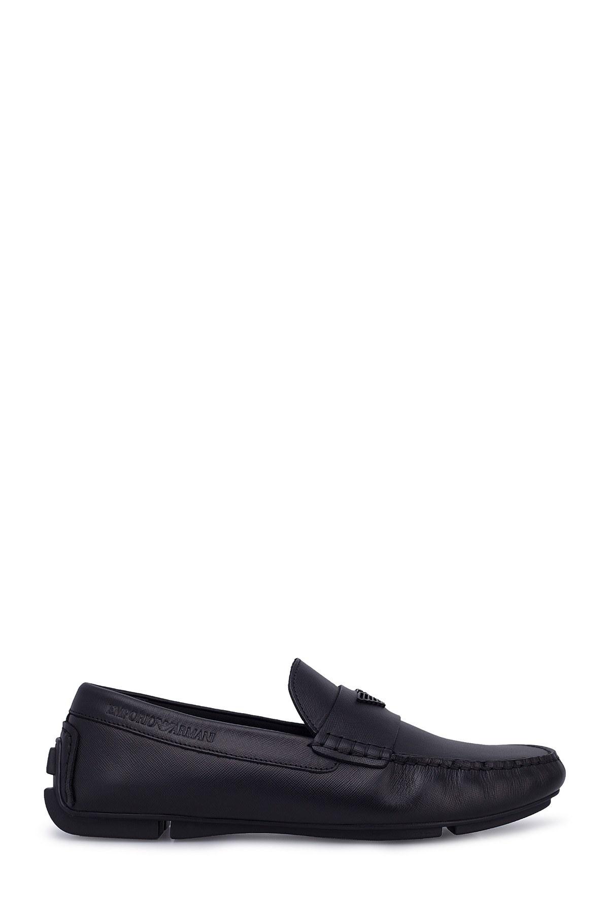 Emporio Armani Erkek Ayakkabı X4B124 XF330 00002 SİYAH