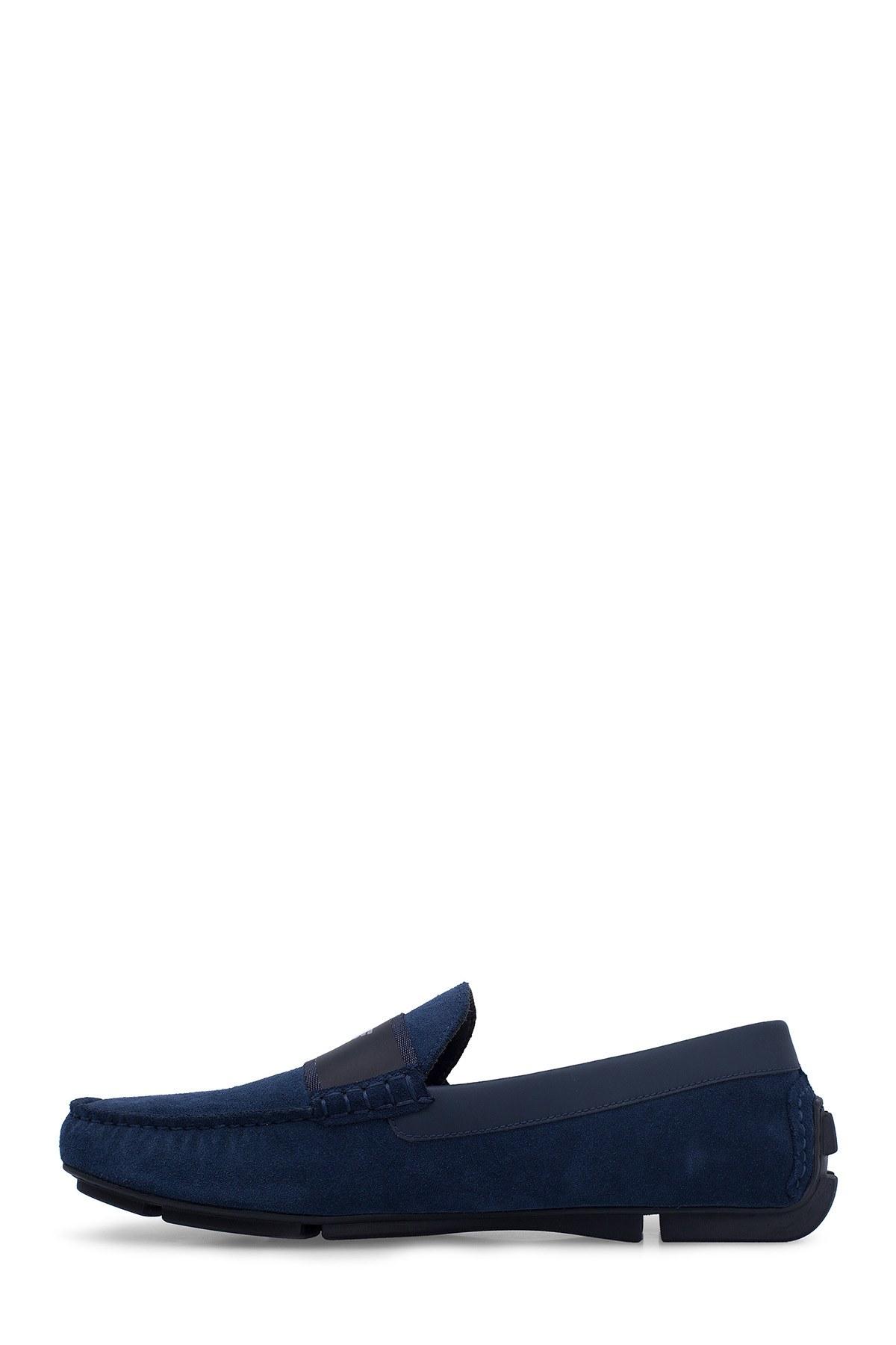 Emporio Armani Erkek Ayakkabı X4B125 XM039 T026 LACİVERT