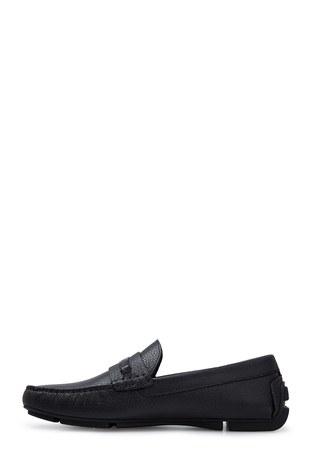 Emporio Armani - Emporio Armani Erkek Ayakkabı X4B134 XF436 00002 SİYAH (1)