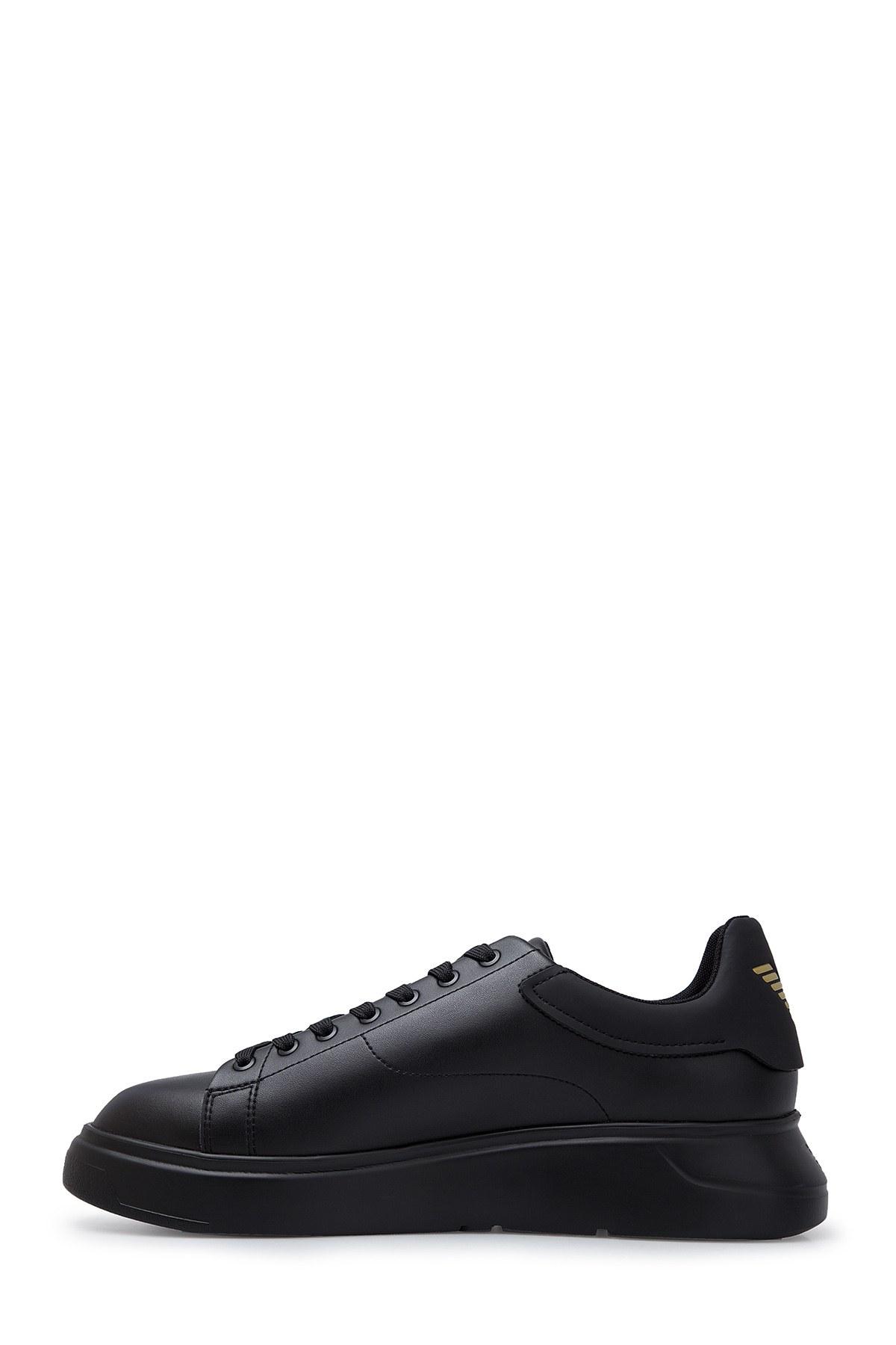 Emporio Armani Erkek Ayakkabı X4X264 XM321 K001 SİYAH-SİYAH