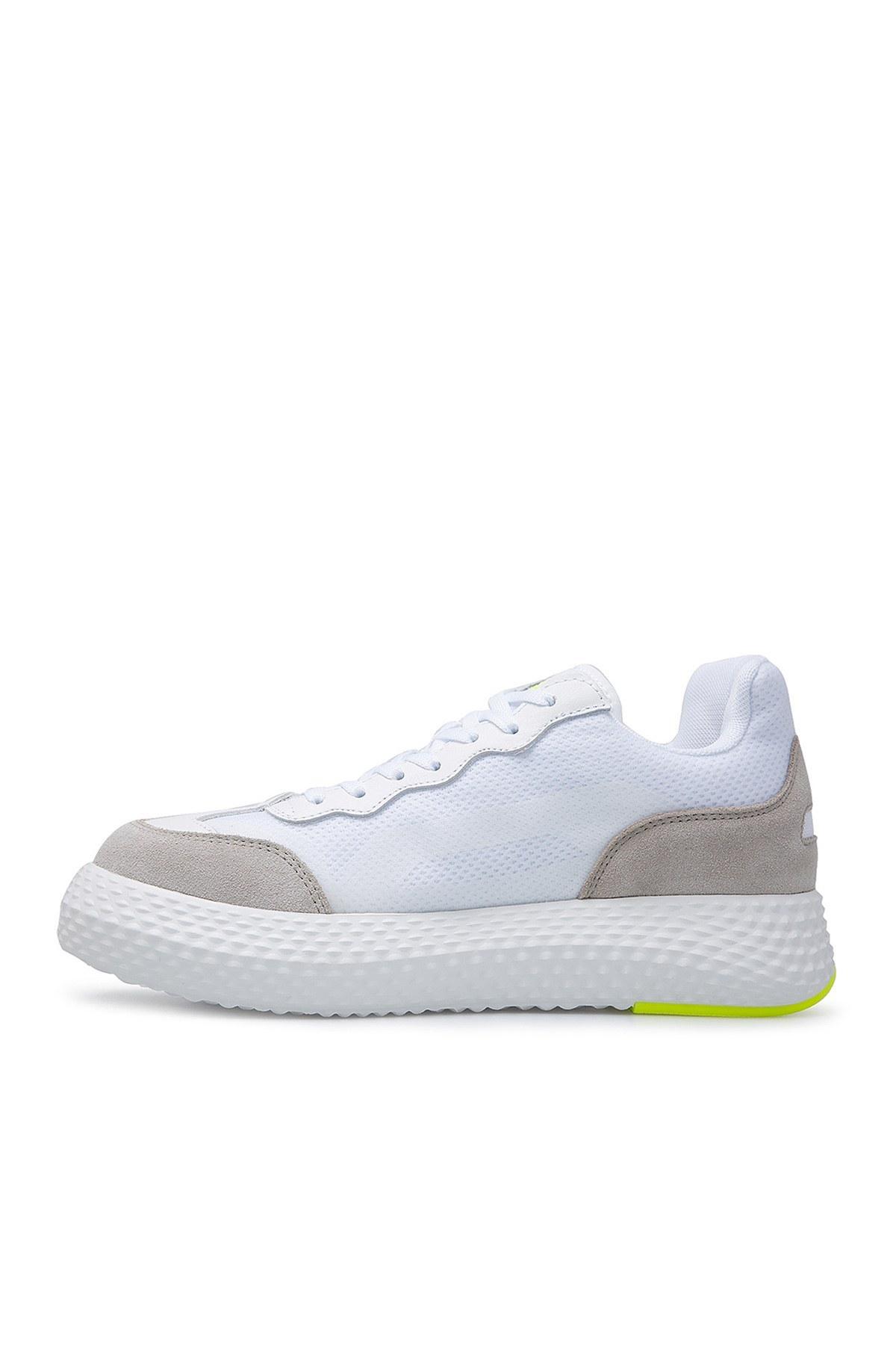 Emporio Armani Erkek Ayakkabı X4X269 XM234 K087 BEYAZ