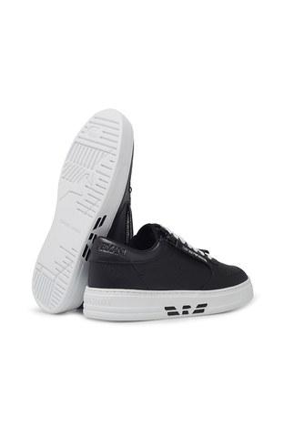 Emporio Armani Erkek Ayakkabı X4X285 XM226 C026 SİYAH