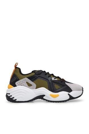 Emporio Armani - Emporio Armani Erkek Ayakkabı X4X286 XM072 C192 SİYAH