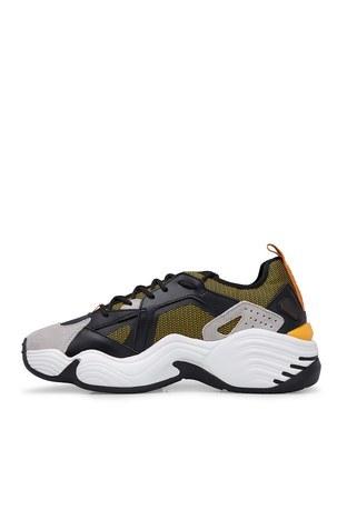 Emporio Armani - Emporio Armani Erkek Ayakkabı X4X286 XM072 C192 SİYAH (1)