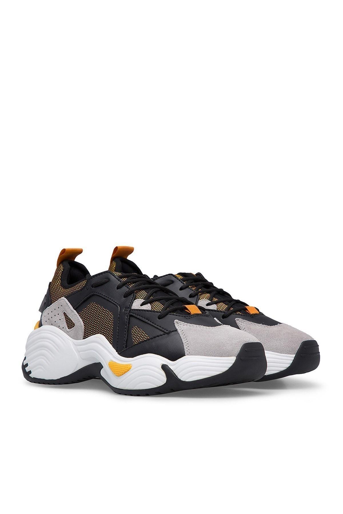 Emporio Armani Erkek Ayakkabı X4X286 XM072 C192 SİYAH