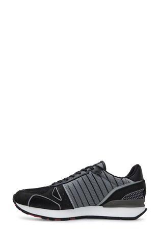 Emporio Armani - Emporio Armani Erkek Ayakkabı X4X289 XM232 B810 SİYAH-GRİ (1)