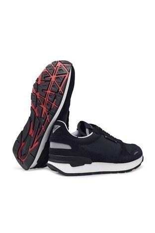 Emporio Armani Erkek Ayakkabı X4X303 XM324 R820 LACİVERT