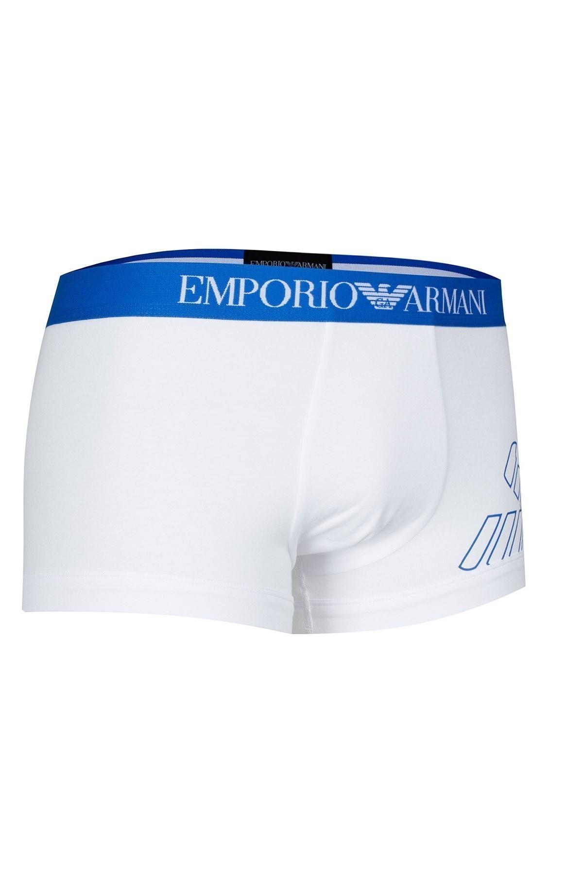 Emporio Armani Erkek Boxer 111389 0P524 00010 BEYAZ
