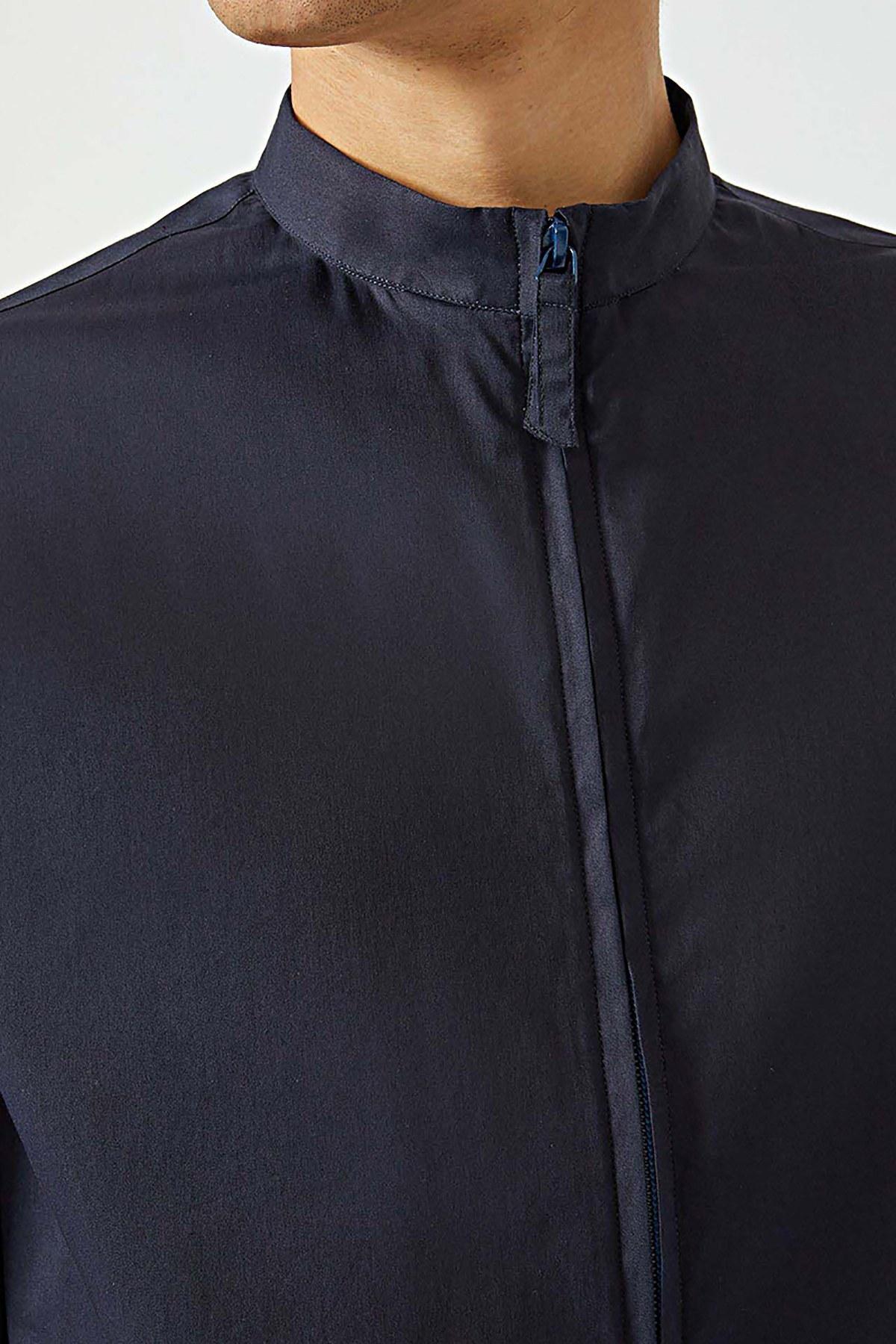 EMPORIO ARMANI Erkek Gömlek 11SMLL 11BC0 922 LACİVERT