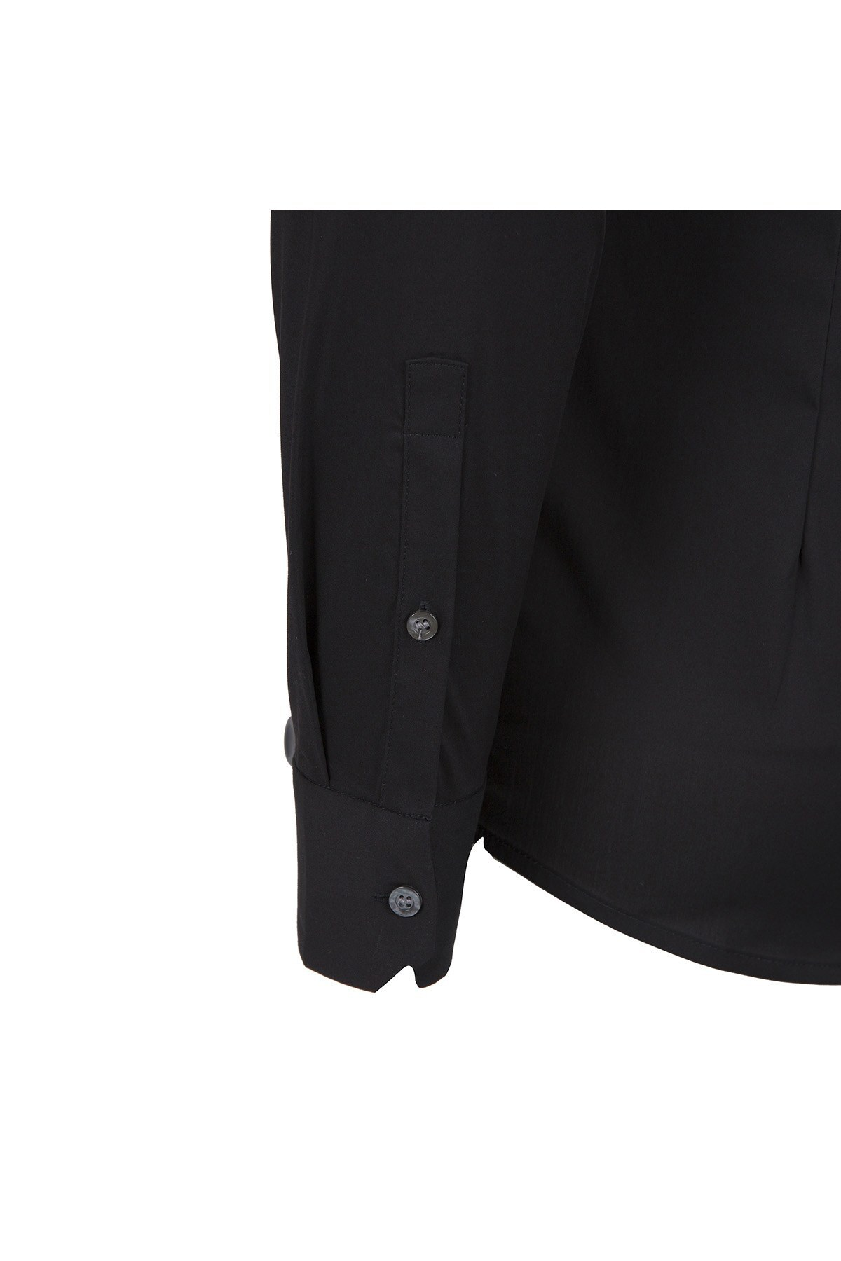 EMPORIO ARMANI Erkek Gömlek 3Z1CL7 1NFUZ SİYAH