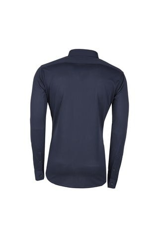 Emporio Armani - EMPORIO ARMANI Erkek Gömlek W1CC2T W160C LACİVERT (1)