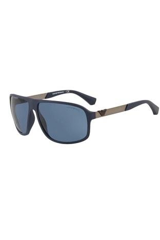 Emporio Armani - Emporio Armani Erkek Gözlük 0EA4029 585280 64 MAVİ