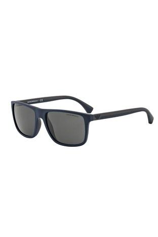 Emporio Armani - Emporio Armani Erkek Gözlük 0EA4033 523087 56 LACİVERT