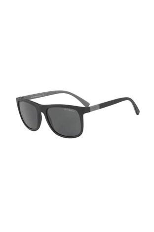 Emporio Armani - Emporio Armani Erkek Gözlük 0EA4079 504287 57 SİYAH