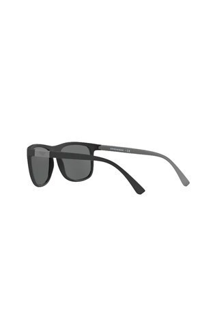 Emporio Armani - Emporio Armani Erkek Gözlük 0EA4079 504287 57 SİYAH (1)